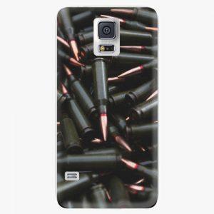 Plastový kryt iSaprio - Black Bullet - Samsung Galaxy S5
