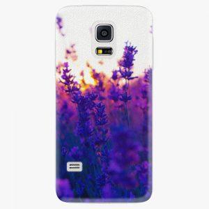 Plastový kryt iSaprio - Lavender Field - Samsung Galaxy S5 Mini