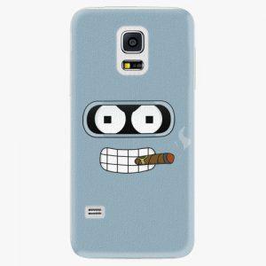 Plastový kryt iSaprio - Bender - Samsung Galaxy S5 Mini