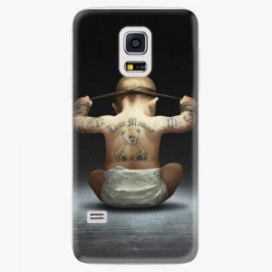 Plastový kryt iSaprio - Crazy Baby - Samsung Galaxy S5 Mini