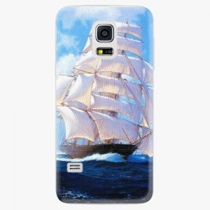 Plastový kryt iSaprio - Sailing Boat - Samsung Galaxy S5 Mini