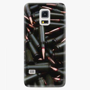 Plastový kryt iSaprio - Black Bullet - Samsung Galaxy S5 Mini