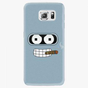 Plastový kryt iSaprio - Bender - Samsung Galaxy S6 Edge Plus
