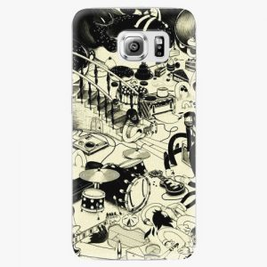Plastový kryt iSaprio - Underground - Samsung Galaxy S6 Edge Plus