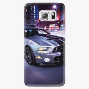 Plastový kryt iSaprio - Mustang - Samsung Galaxy S6 Edge Plus