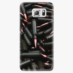 Plastový kryt iSaprio - Black Bullet - Samsung Galaxy S6 Edge Plus