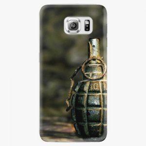 Plastový kryt iSaprio - Grenade - Samsung Galaxy S6 Edge Plus