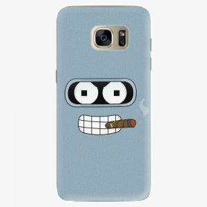 Plastový kryt iSaprio - Bender - Samsung Galaxy S7
