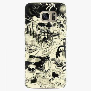 Plastový kryt iSaprio - Underground - Samsung Galaxy S7