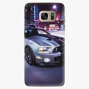 Plastový kryt iSaprio - Mustang - Samsung Galaxy S7 Edge