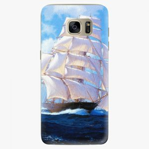 Plastový kryt iSaprio - Sailing Boat - Samsung Galaxy S7 Edge