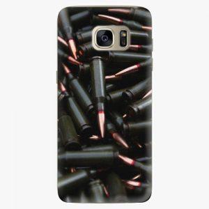 Plastový kryt iSaprio - Black Bullet - Samsung Galaxy S7 Edge