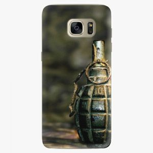 Plastový kryt iSaprio - Grenade - Samsung Galaxy S7 Edge