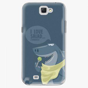 Plastový kryt iSaprio - Love Salad - Samsung Galaxy Note 2