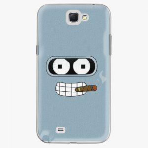 Plastový kryt iSaprio - Bender - Samsung Galaxy Note 2