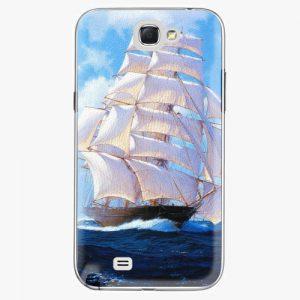Plastový kryt iSaprio - Sailing Boat - Samsung Galaxy Note 2