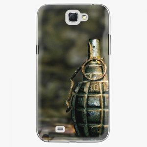 Plastový kryt iSaprio - Grenade - Samsung Galaxy Note 2