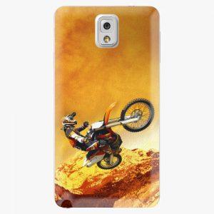 Plastový kryt iSaprio - Motocross - Samsung Galaxy Note 3