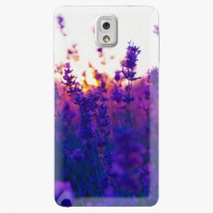 Plastový kryt iSaprio - Lavender Field - Samsung Galaxy Note 3
