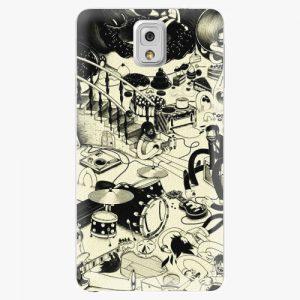 Plastový kryt iSaprio - Underground - Samsung Galaxy Note 3