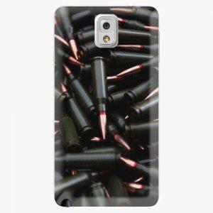 Plastový kryt iSaprio - Black Bullet - Samsung Galaxy Note 3