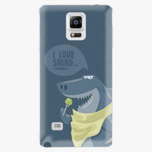 Plastový kryt iSaprio - Love Salad - Samsung Galaxy Note 4