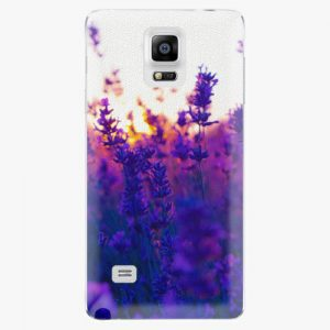 Plastový kryt iSaprio - Lavender Field - Samsung Galaxy Note 4
