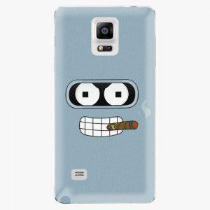Plastový kryt iSaprio - Bender - Samsung Galaxy Note 4