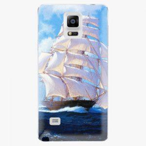 Plastový kryt iSaprio - Sailing Boat - Samsung Galaxy Note 4