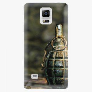 Plastový kryt iSaprio - Grenade - Samsung Galaxy Note 4