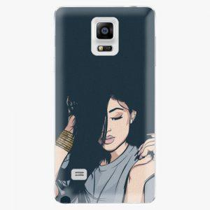 Plastový kryt iSaprio - Swag Girl - Samsung Galaxy Note 4