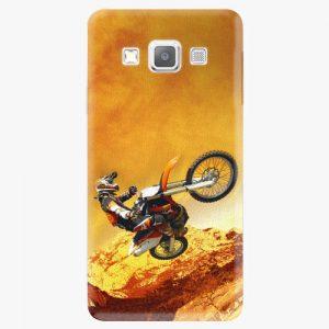 Plastový kryt iSaprio - Motocross - Samsung Galaxy A3