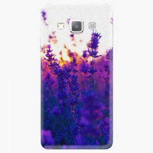 Plastový kryt iSaprio - Lavender Field - Samsung Galaxy A3
