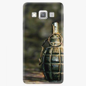 Plastový kryt iSaprio - Grenade - Samsung Galaxy A3