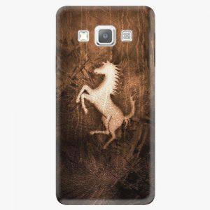 Plastový kryt iSaprio - Vintage Horse - Samsung Galaxy A3