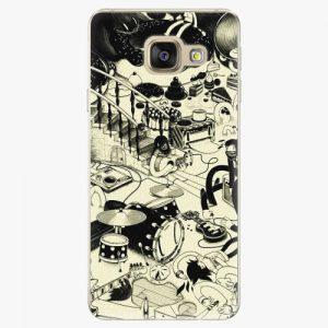 Plastový kryt iSaprio - Underground - Samsung Galaxy A3 2016