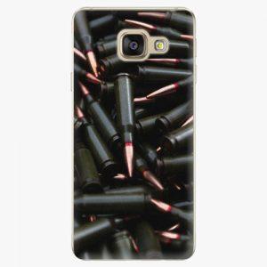 Plastový kryt iSaprio - Black Bullet - Samsung Galaxy A3 2016