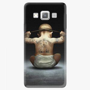 Plastový kryt iSaprio - Crazy Baby - Samsung Galaxy A5