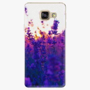Plastový kryt iSaprio - Lavender Field - Samsung Galaxy A5 2016
