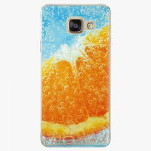 Plastový kryt iSaprio - Orange Water - Samsung Galaxy A5 2016