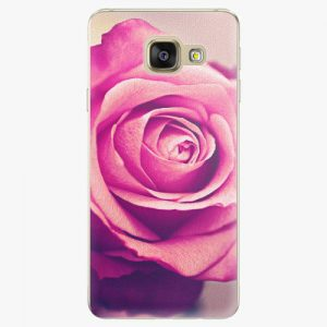 Plastový kryt iSaprio - Pink Rose - Samsung Galaxy A5 2016