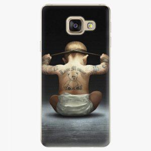 Plastový kryt iSaprio - Crazy Baby - Samsung Galaxy A5 2016