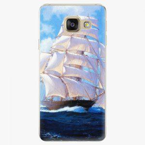 Plastový kryt iSaprio - Sailing Boat - Samsung Galaxy A5 2016