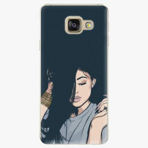 Plastový kryt iSaprio - Swag Girl - Samsung Galaxy A5 2016