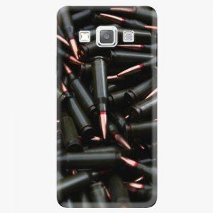 Plastový kryt iSaprio - Black Bullet - Samsung Galaxy A7