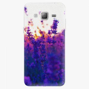 Plastový kryt iSaprio - Lavender Field - Samsung Galaxy J3 2016