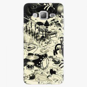 Plastový kryt iSaprio - Underground - Samsung Galaxy J3 2016