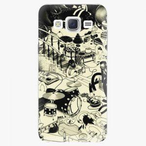 Plastový kryt iSaprio - Underground - Samsung Galaxy J5