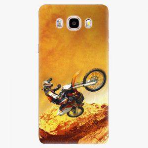 Plastový kryt iSaprio - Motocross - Samsung Galaxy J5 2016