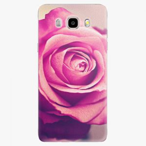 Plastový kryt iSaprio - Pink Rose - Samsung Galaxy J5 2016